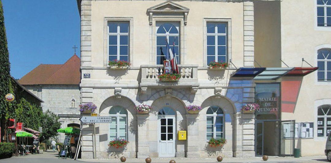 Mairie de Quingey