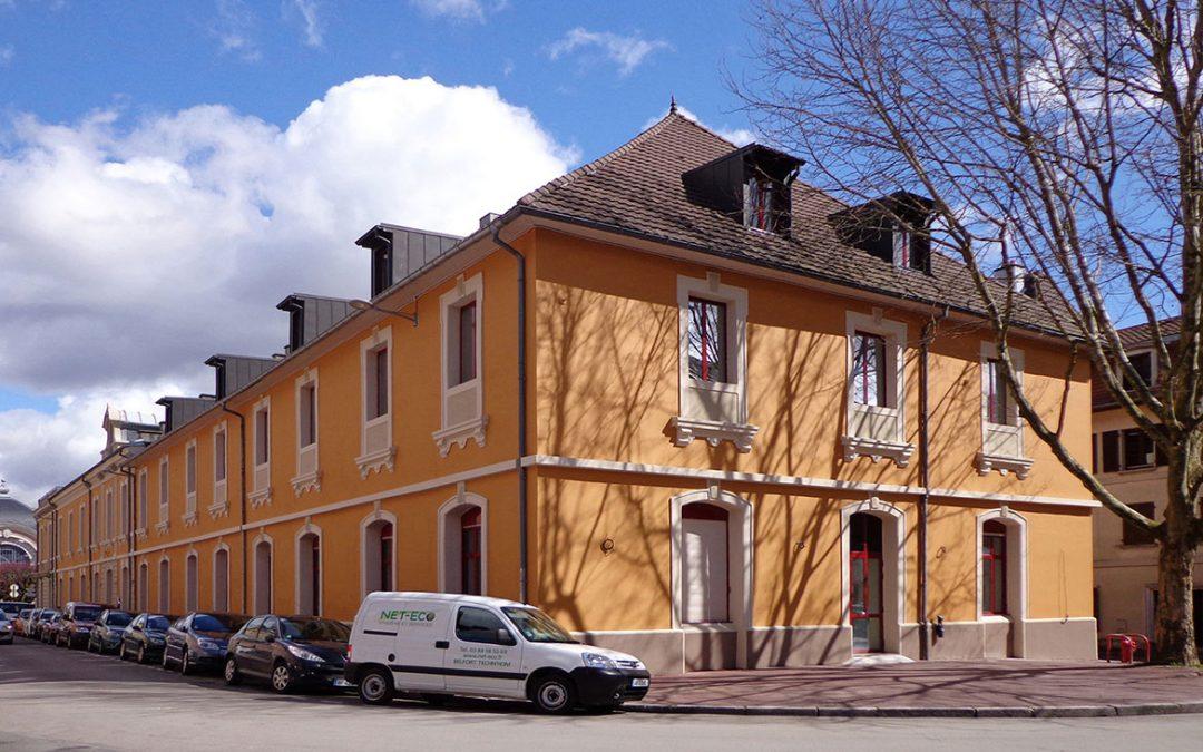 Annexe de la Mairie de Belfort